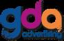 Logo gda advertising